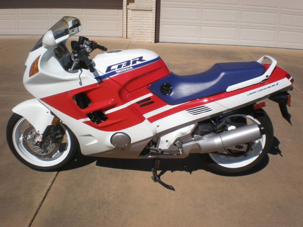 Craigslist 1990 Honda Cbr1000f Post Hurricane Neverdropped