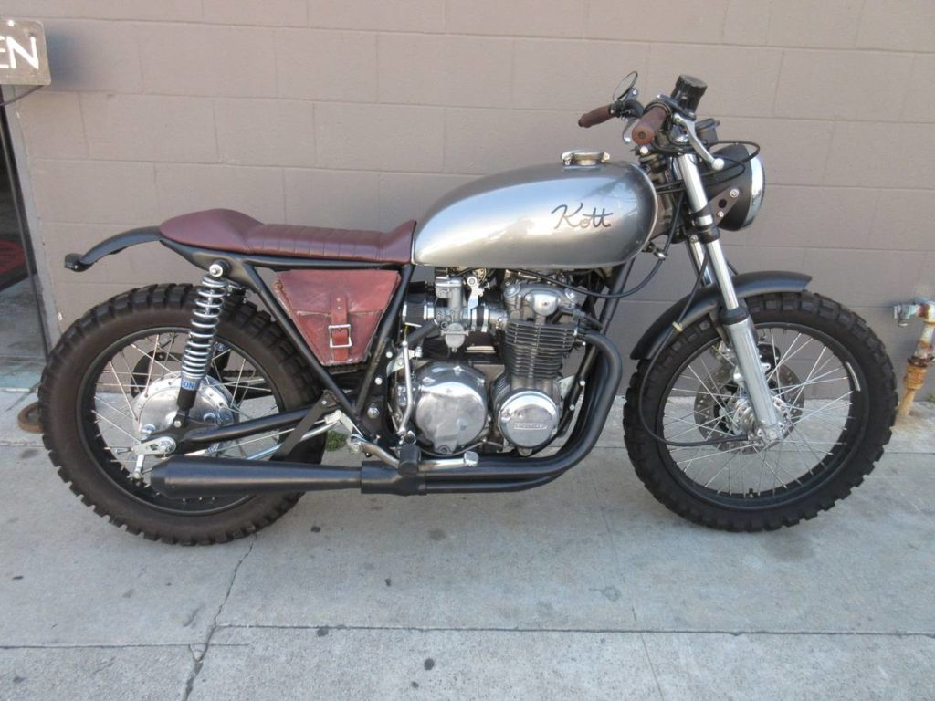 craigslist kott custom 1976 brat built honda needs tlc paris r100 bmw sale dakar hotter teal gs 1993 never look